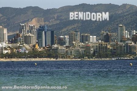 Vacanta in Benidorm, Spania