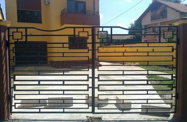 Garduri Metalice Grilaje Metalice Porti Metalice Confectii Metalice Bucuresti