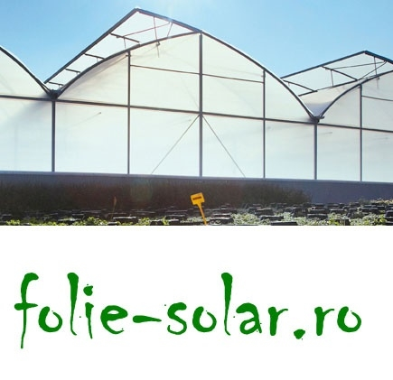 Folie solar profesionala - produse premium pentru sere si solarii