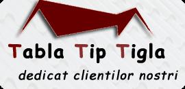 Tabla tip tigla - Tigla Metalica - Sisteme pluviale - Jgheaburi