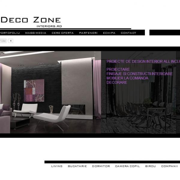 Art Deco Zone - Amenajari interioare, Design interior
