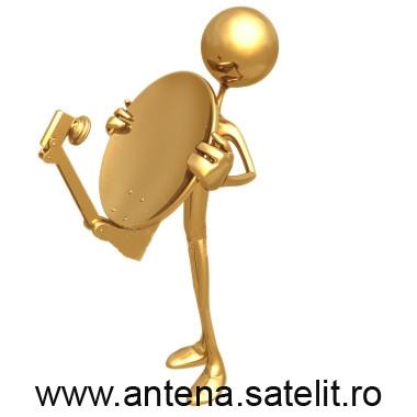 Receptoare satelit,LNB,parabole satelit ,alte componente  receptie satelit