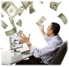 bani pe internet.