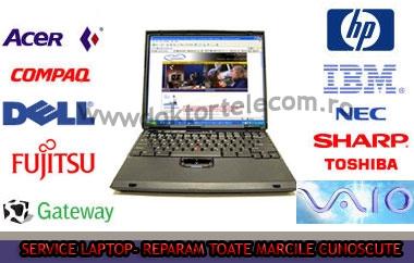 Doktortelecom-serviceprofesional laptop & PC desktop