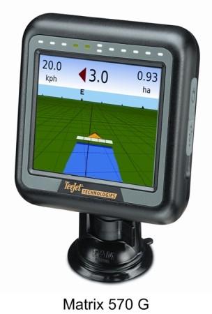 GPS agricultura: ghidare (jalonare) si masurare suprafete